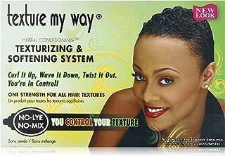 Organics Texture My Way No-Lye Organic Conditioning Texturizing System
