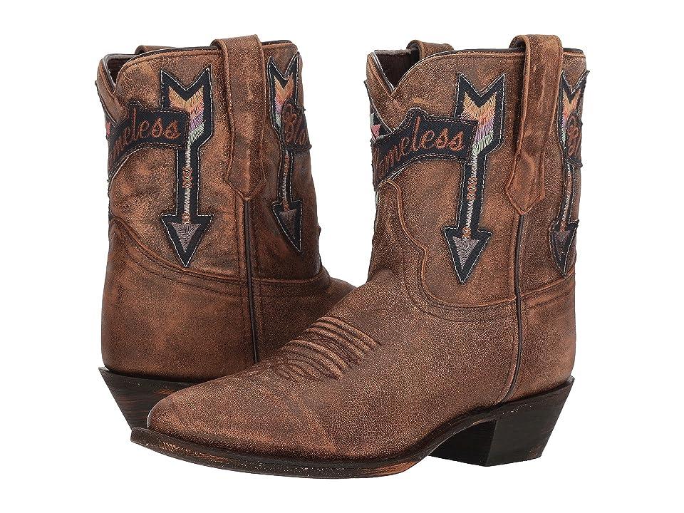 Laredo Radical (Tan) Cowboy Boots