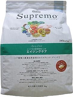 ニュートロジャパン シュプレモ 全犬種用 シニア犬用 4kg