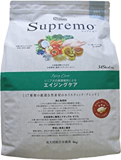 ニュートロ シュプレモ エイジングケア (シニア犬用) 4kg