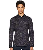 Paul Smith - Long Sleeve Pin Dot Shirt