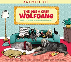 The One and Only Wolfgang Activity Kit: From pet rescue to one big happy family