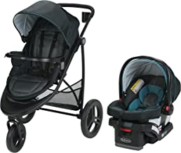 graco trekko 3 wheel stroller with car seat