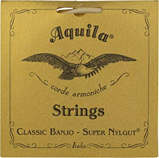 nylgut banjo string gauges