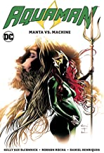 Aquaman (2016-) Vol. 3: Manta vs. Machine