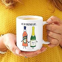 Aperol Spritz Friendship Mug, Aperol, Best Friend Mug, Funny Mug, We Go Together, Friendship Quote, Gift for Friend, Best ...