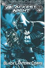 Blackest Night: Black Lantern Corps Vol. 1 Kindle Edition