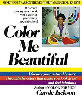 colour me beautiful colours