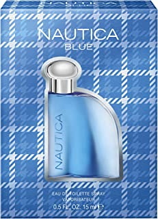 Nautica Nautica Blue Male Fragrance, 0.5-Ounce Gift, 0.206705417 Pounds