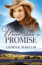 More Than A Promise (A Mindalby Outback Romance Book 3)