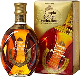 Dimple Golden Selection Blended Scotch Whisky 1 x 0.7 l