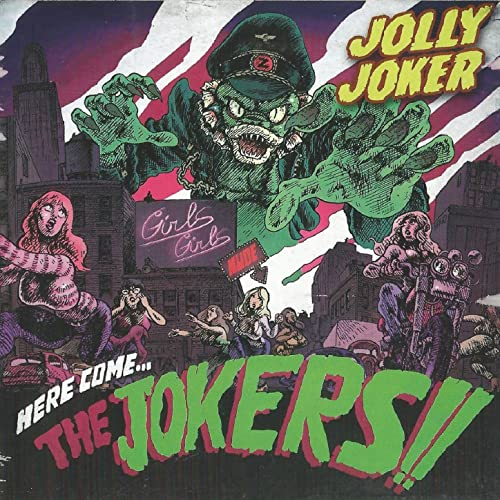 Here Come The Jokers