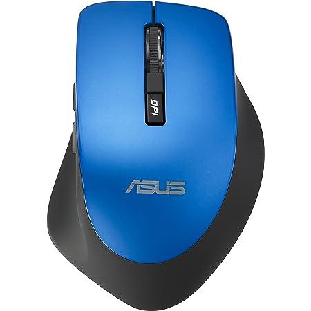 Asus Wt425 Optische Maus Blau Computer Zubehör