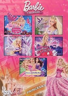 Boxset Barbie Colección de Princesas 1 - Joyas