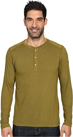 Long Sleeve Crag Henley