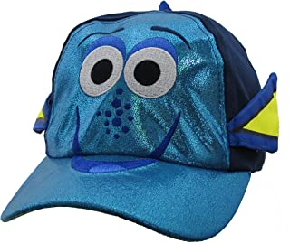 """Disney Finding """"Dory"""" 3D Baseball Cap – Boys Toddler [6014]"""