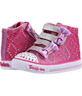 SKECHERS KIDS - Shuffles 10636N Lights (Toddler/Little Kid)