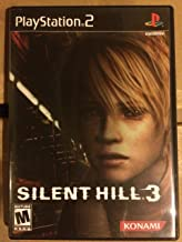 Silent Hill 3 with Game Soundtrack CD