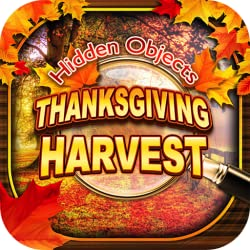 Image: Hidden Objects Fall Thanksgiving Harvest Season - Object Time Puzzle Photo Pic FREE Game and Spot the Difference