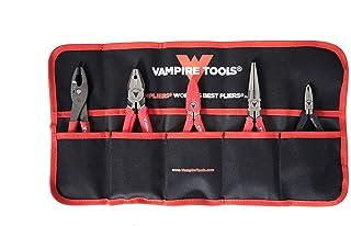 زرادية VamPLIERS World's Best Pliers VT-001-S5BP RushabilDamage/Security Screw Extraction Pliers أفضل هدية عيد ميلاد مثالي...