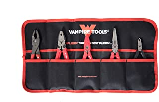 VamPLIERS World's Best Pliers VT-001-S5BP Rusted/Damage/Security Screw Extraction Pliers Best Holiday Christmas Gift Ideal for Corporate/Friends and Family Gifts that last beyond Christmas season!