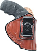 Inside The Waistband Leather Holster for Ruger LCR 38 Special 2