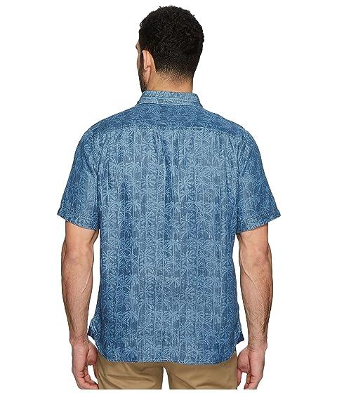 Party Tommy Shirt Bahama Block Palms TxnErvnwq