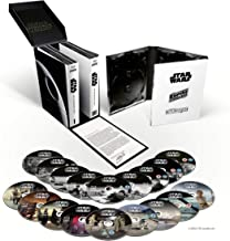 Star Wars Complete Saga BD [Italia] [Blu-ray]
