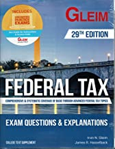 Federal Tax Exam Questions & Explanations with Access Code 29th edition