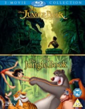 The Jungle Book Live Action and Animation Region Free