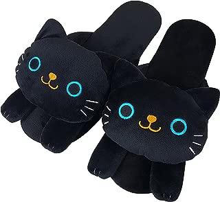 Black Cat Slipper ME210