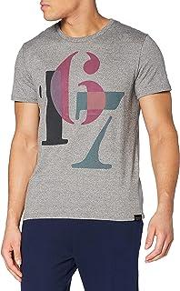Superdry Stencil tee Camisa para Hombre