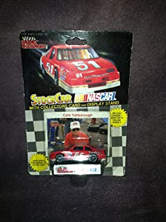 1991 Racing Champions #66 Cale Yarborough Stock Car 1/64 scale Diecast