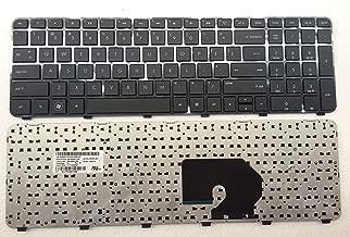 New keyboard for HP Pavilion DV7-6100 DV7-6000 DV7-6200 DV7t-6C00 DV7-6C DV7t-6000 DV7-6C95DX DV7-6B US 904RN07L1N143020C3VMB AENK5U034384A 60945-257 Black frame DV7-6000