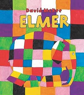 Elmer Padded Board Book