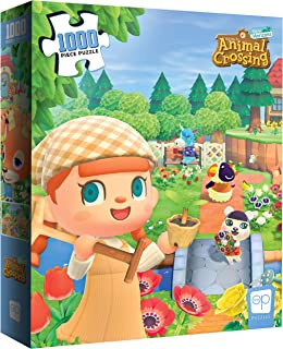 """Animal Crossing """"New Horizons"""" 1000 Piece Jigsaw Puzzle 