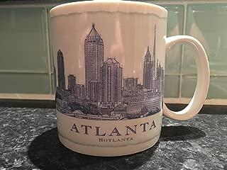 Starbucks Atlanta Architect 2006 Coffee Mug 18 Ounce