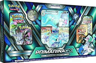 Pokemon Sun & Moon Primarina-Gx Premium Collection Toy