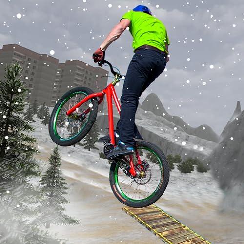 MTB Bicycle Stunts Tracks