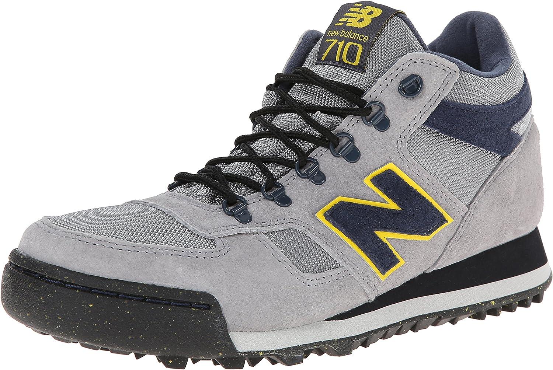 Amazon.com | New Balance Men's H710 Rubber Classic Boot | Fashion ...