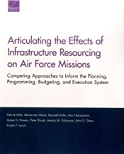 Articulating the Effects of Infrastructure Resourcing on Air Force Missions: Competing Approaches to Inform the Planning, Programming, Budgeting, and Execution System