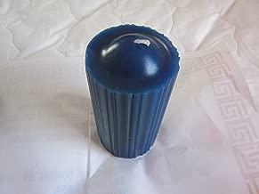 DANSK Designs, Ltd. Pillar Candle, Blue