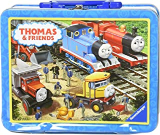 Ravensburger -Thomas & Friends Tin Box Puzzle - Making Repairs 35 Piece Jigsaw Puzzle for Kids – Every Piece is Unique, Pieces Fit Together Perfectly