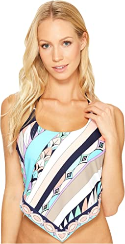 Trina Turk - Electric Wave Tankini