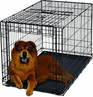 MidWest Homes for Pets Ovation Single Door Dog Crate, 36-Inch
