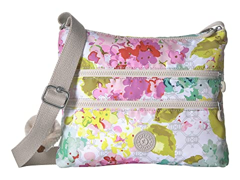 Buy Cheap Looking For Kipling Alvar Crossbody Bag Luscious Flower White Sale Free Clearance Newest Limited Edition Online 1Pn7rM