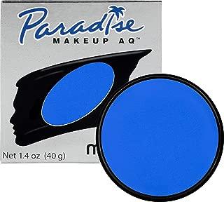 Mehron Makeup Paradise Makeup AQ Face & Body Paint (1.4 oz) (Lagoon Blue)