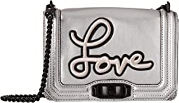 Rebecca Minkoff - Patch Small Love Crossbody