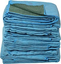 Vestil QPC-7280-VP Heavy Duty Quilted Moving Pad, Polyester with Cotton, 80