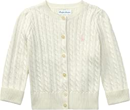 Ralph Lauren Baby - Mini Cable Sweater (Infant)